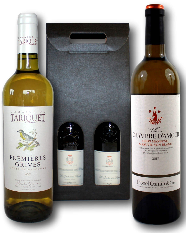 Coffret cadeau Tariquet 1ères Grives et Villa Chambre d ...