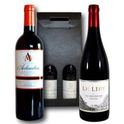 """Coffret cadeau Vins """"Pépites Rouges"""""""