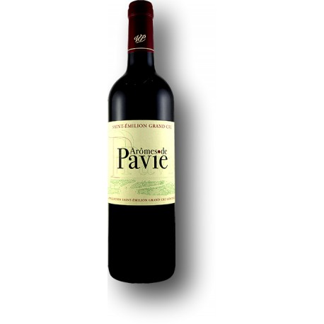 Arômes de Pavie - Saint-Émilion Grand Cru