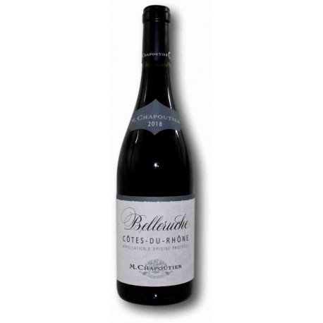 Côtes-du-Rhône « BelleRuche » - Michel CHAPOUTIER