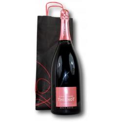 """Magnum Champagne Rosé Thiénot """"Édition limitée"""""""