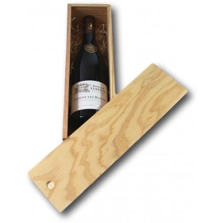 Bourgogne - SAVIGNY-LES-BEAUNE - Coffret Cadeau en bois