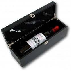 Coffret Cadeau Sommelier POMEROL (grand Bordeaux rouge)