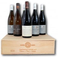 """Coffret découverte """"Les vins de Vienne"""""""