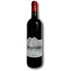 Rouge des Cabanes - Red wine aged in the sea