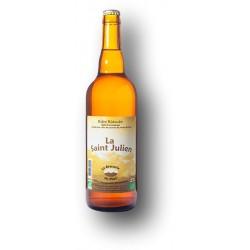 """Bière Blanche """"La Saint-Julien"""" BIO"""