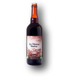 """Bière Brune """"La Veuve Noire"""" BIO"""