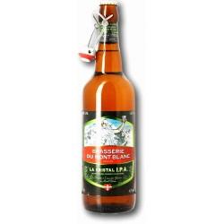 Bière CRISTAL IPA - Brasserie du Mont Blanc