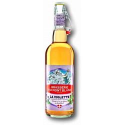 Bière Violette & Airelles du Mont Blanc