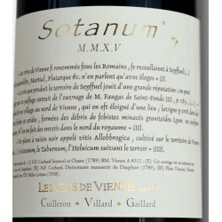 "Magnum SOTANUM of ""Wines of Vienne"" estate in wood gift box"