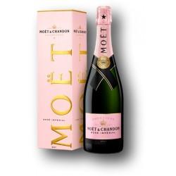 Coffret MOET & CHANDON Champagne IMPERIAL ROSÉ