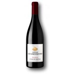Côtes du Rhône TRADITION - CHATEAU LES AMOUREUSES