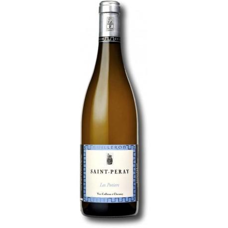 """Saint Péray """"Les Potiers"""" - Domaine Yves CUILLERON"""
