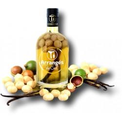Rhum Arrangé Vanille et Noix de Macadamia