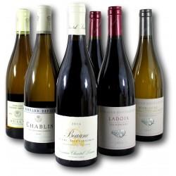Coffret Bourgogne x6