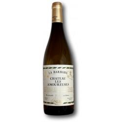 La Barbare Blanc - CHATEAU LES AMOUREUSES - Côtes du Rhône