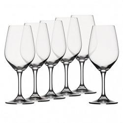 Service de 6 grands verres à dégustation premium