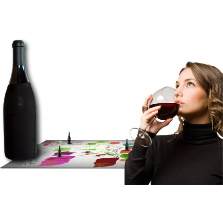 Coffret Dégustation de Vins à l'aveugle