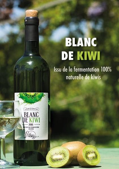 blanc de kiwi