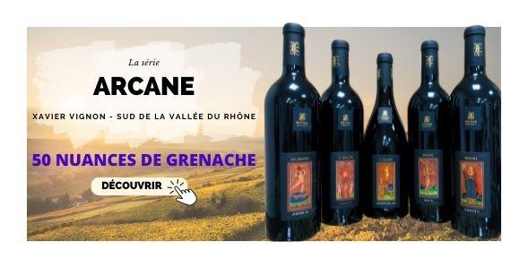 Les grands vins rouges de Xavier VIGNON