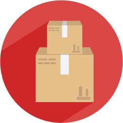 emballages sécurisés