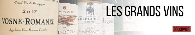 Les plus grands vins de notre cave