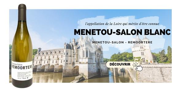Menetou-Salon, vin blanc du domaine Remoortere