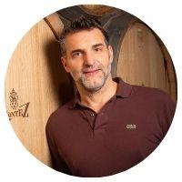 Stephane MONTEZ, Vigneron à Chavannay